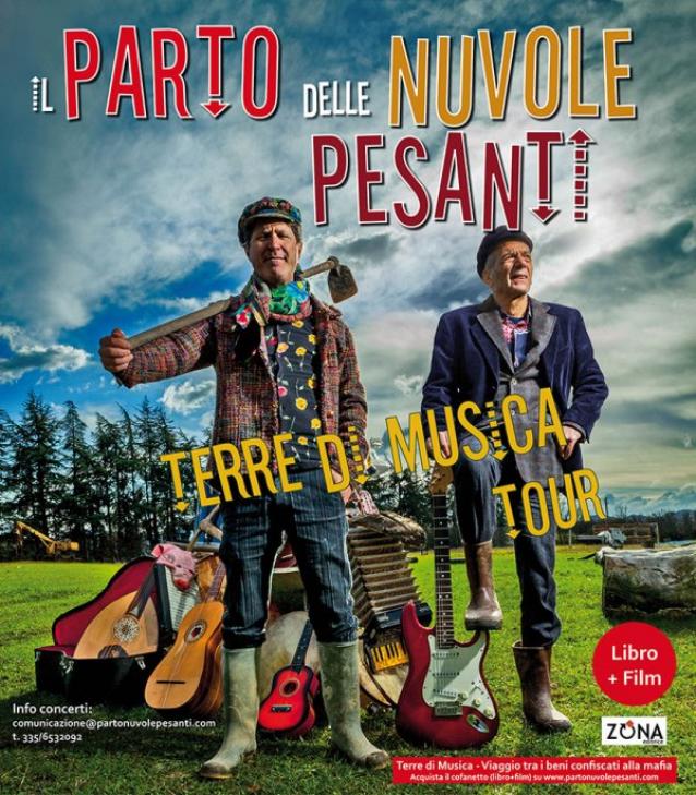 TERRE DI MUSICA - IL PARTO DELLE NUOVOLE PESANTI